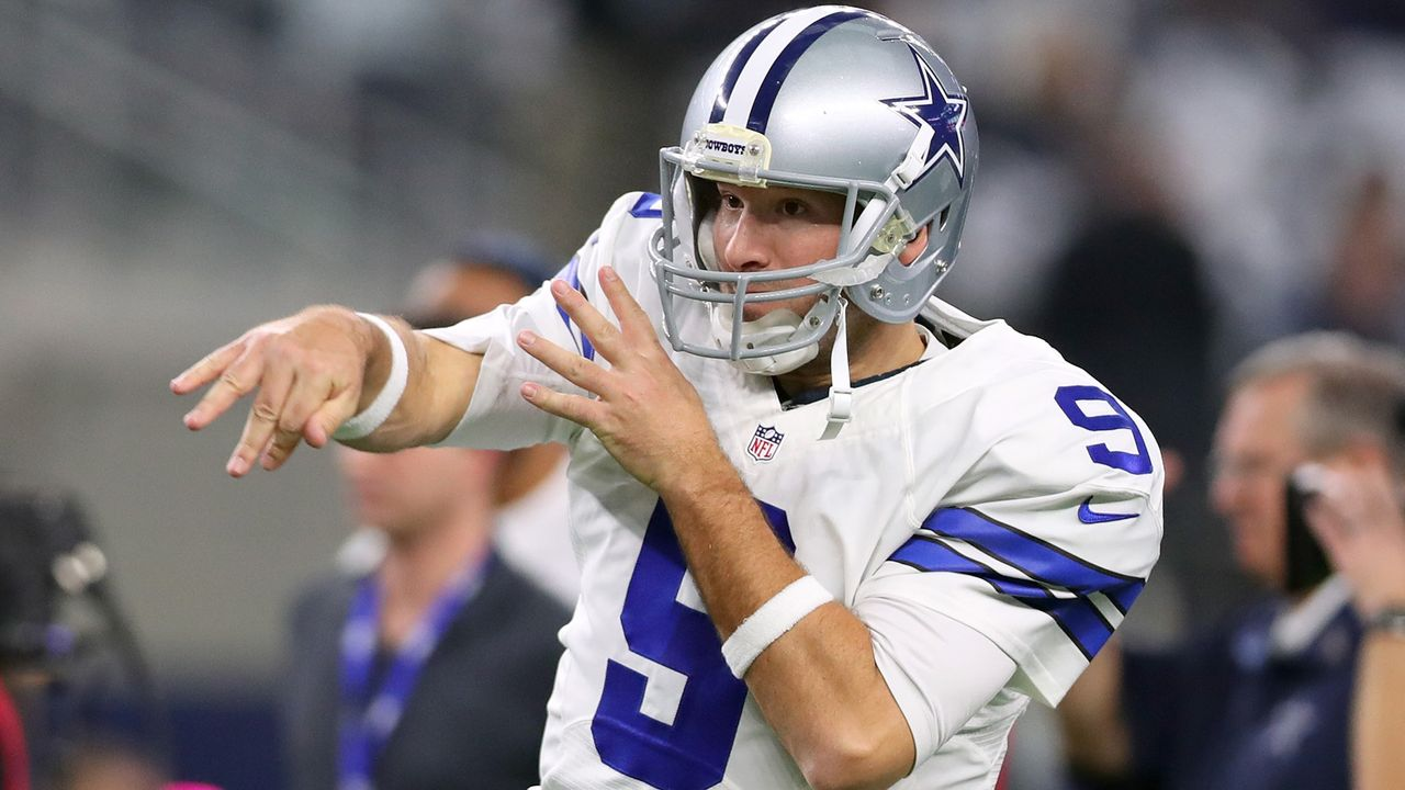 Dallas Cowboys: Tony Romo (QB) - Bildquelle: Getty