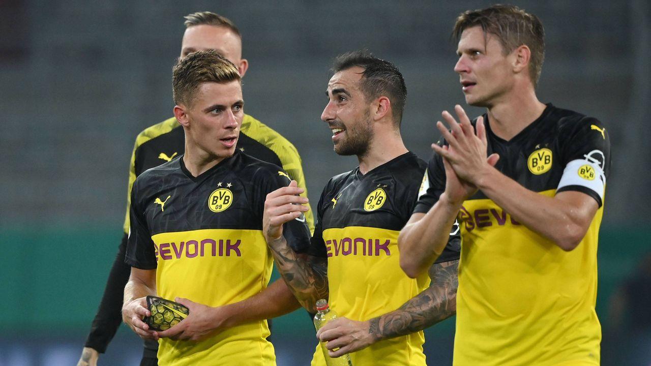 Platz 1: Borussia Dortmund - Bildquelle: imago images / Team 2
