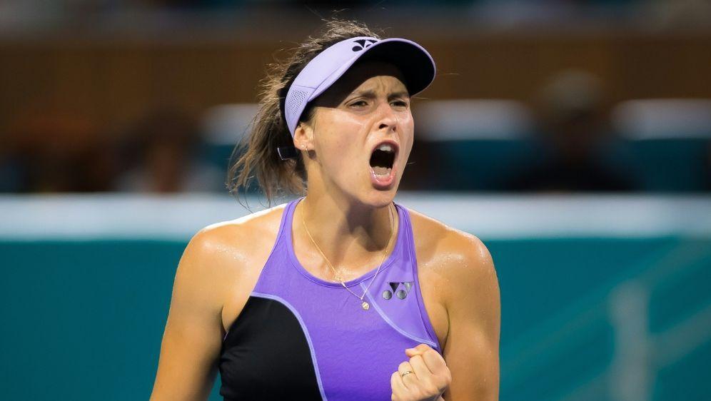 Tatjana Maria steht im Halbfinale von Nottingham - Bildquelle: PIXATHLONPIXATHLONSID