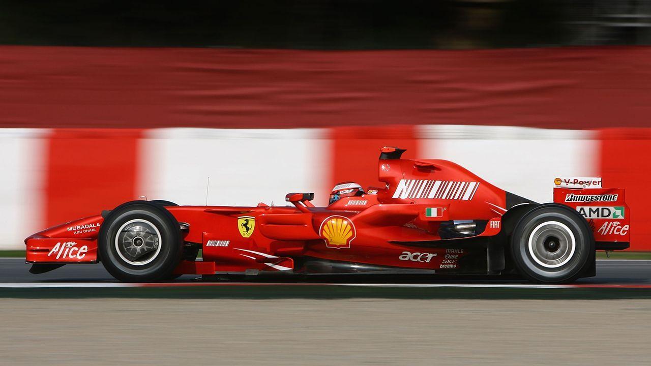 2009: Abschied aus der Formel 1 - Bildquelle: 2008 Getty Images