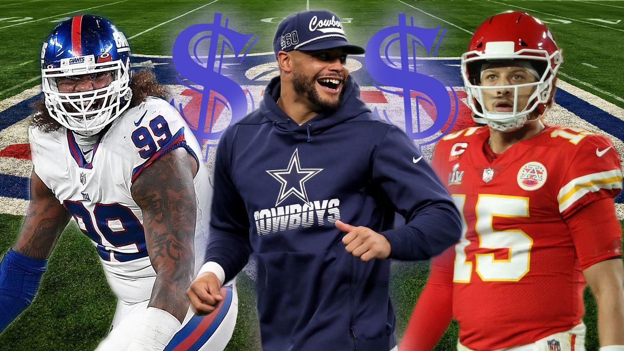 Die Top-Verdiener in der neuen NFL-Saison - Bildquelle: Getty Images