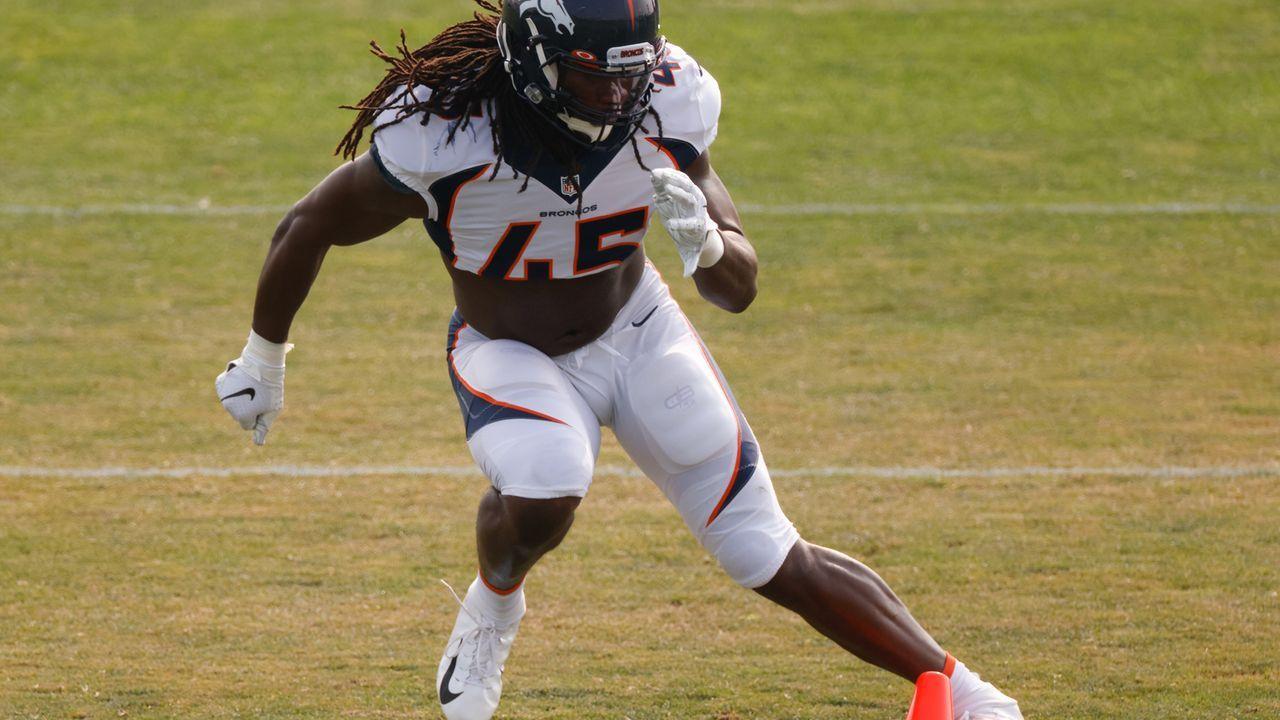 Denver Broncos: Alexander Johnson (Defense) - Bildquelle: 2020 Getty Images