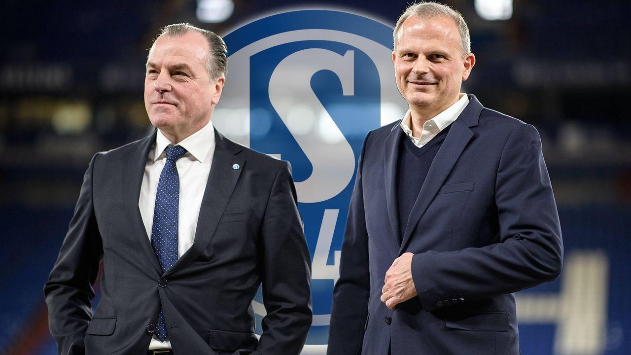 Schneiders Schalke-Streichliste - Bildquelle: imago images / Jörg Schüler