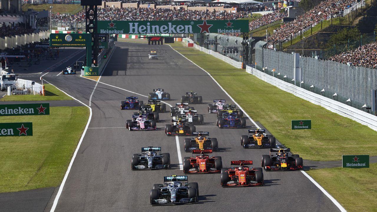 Suzuka Racing Course (Japan) - Bildquelle: imago