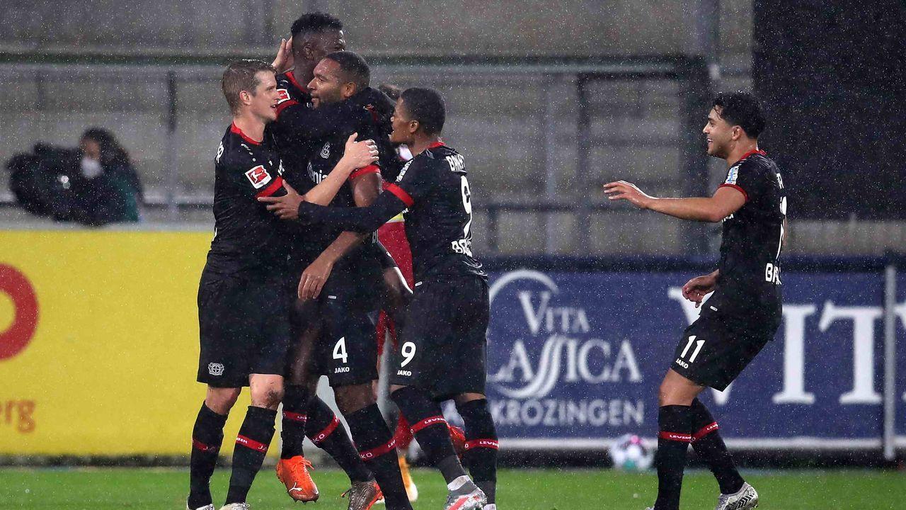Platz 14: Bayer 04 Leverkusen - Durchschnittlicher Tabellenplatz der Gegner: 12,3 - Bildquelle: getty