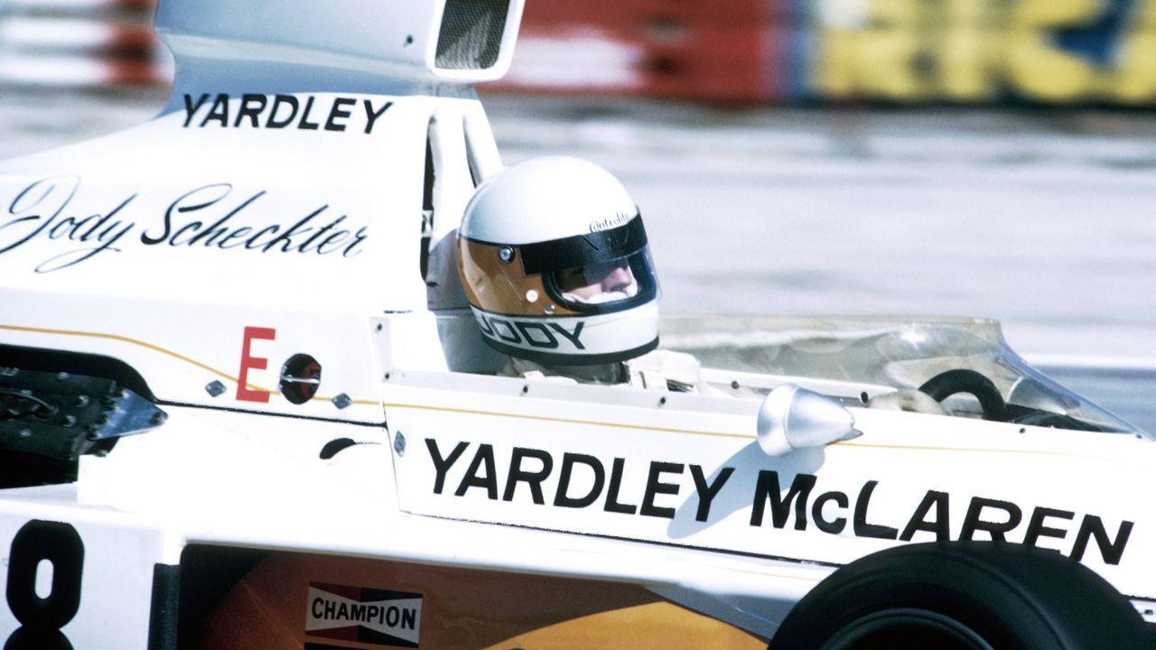 Jody Scheckter - Bildquelle: Imago