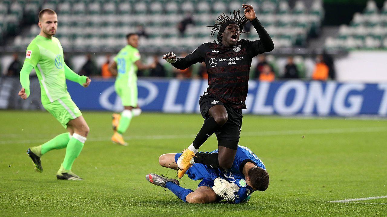 Tanguy Coulibaly (VfB Stuttgart) - Bildquelle: Imago Images