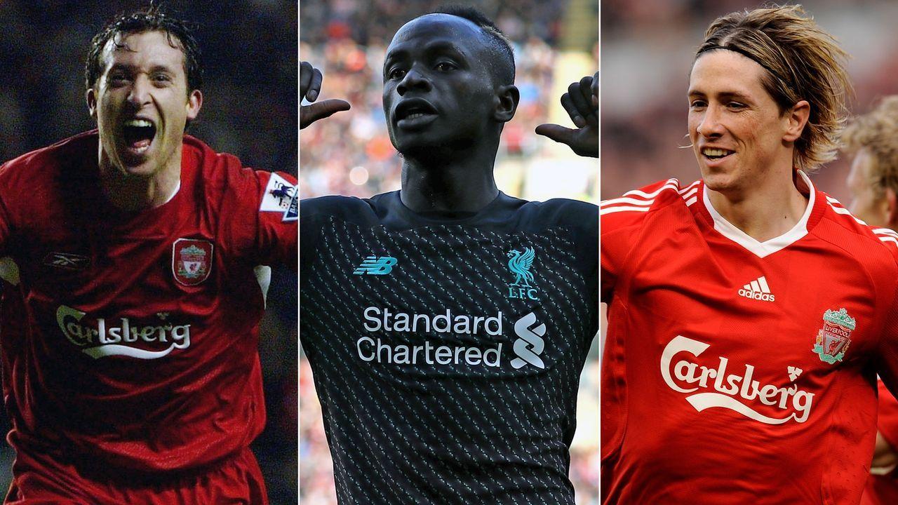 Mane und Co.: Diese Stars erzielten mindestens 50 Premier-League-Tore für Liverpool - Bildquelle: Getty Images