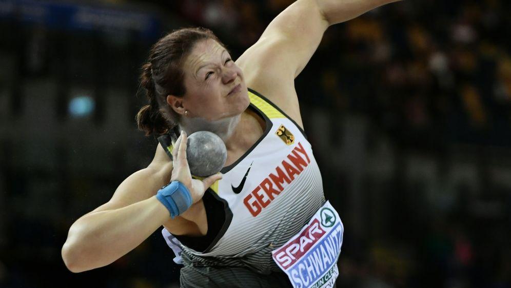 Diamond League: Christina Schwanitz belegt fünften Platz - Bildquelle: AFPSIDANDY BUCHANAN