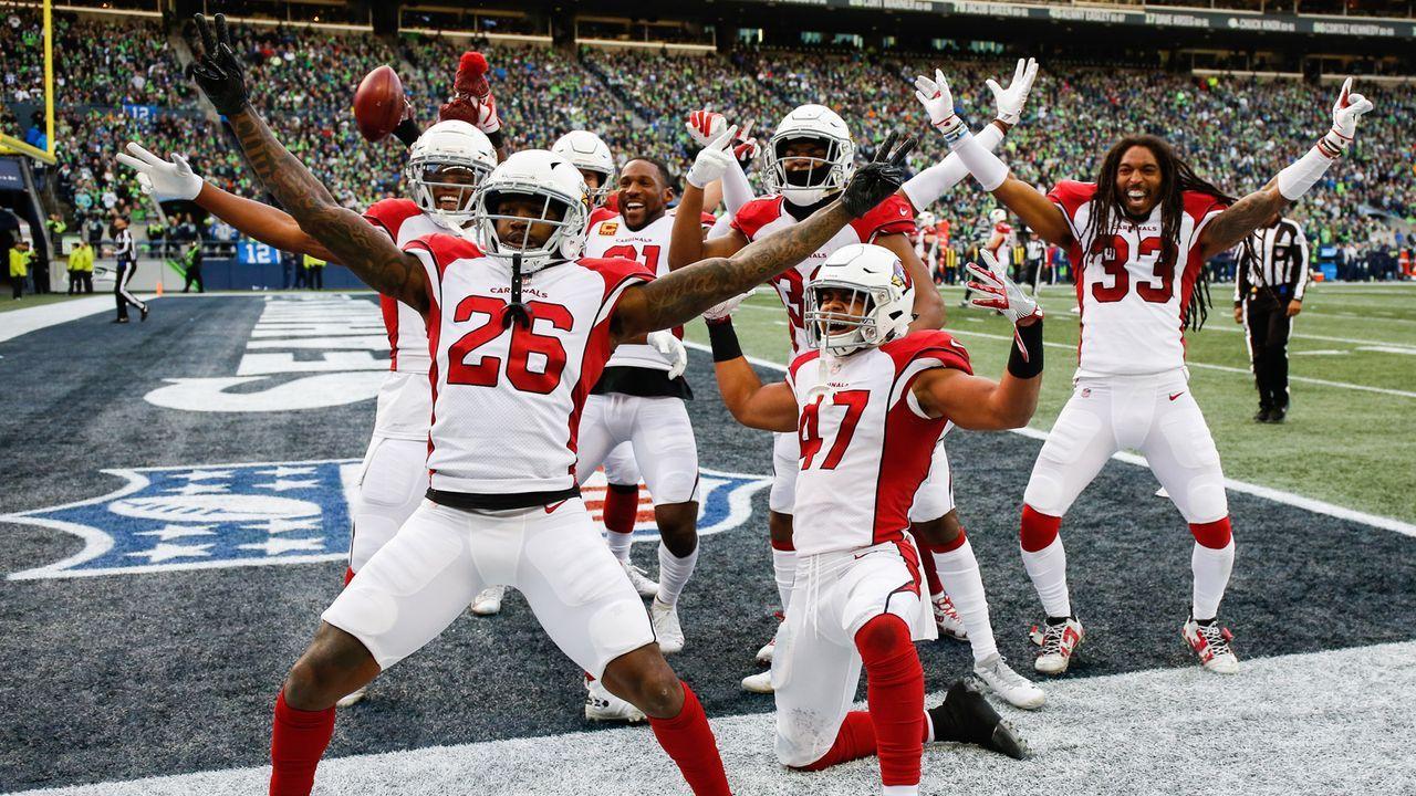 Arizona Cardinals - Bildquelle: 2018 Getty Images