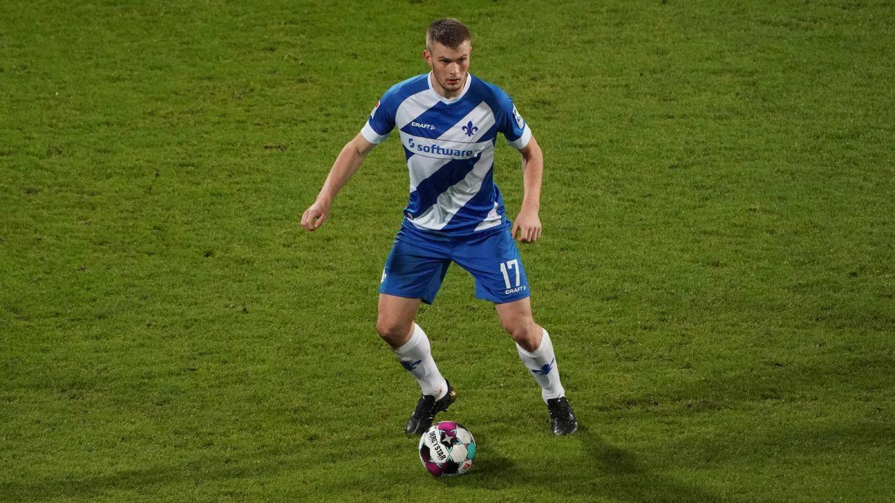 Lars Mai (SV Darmstadt 98) - Bildquelle: Imago