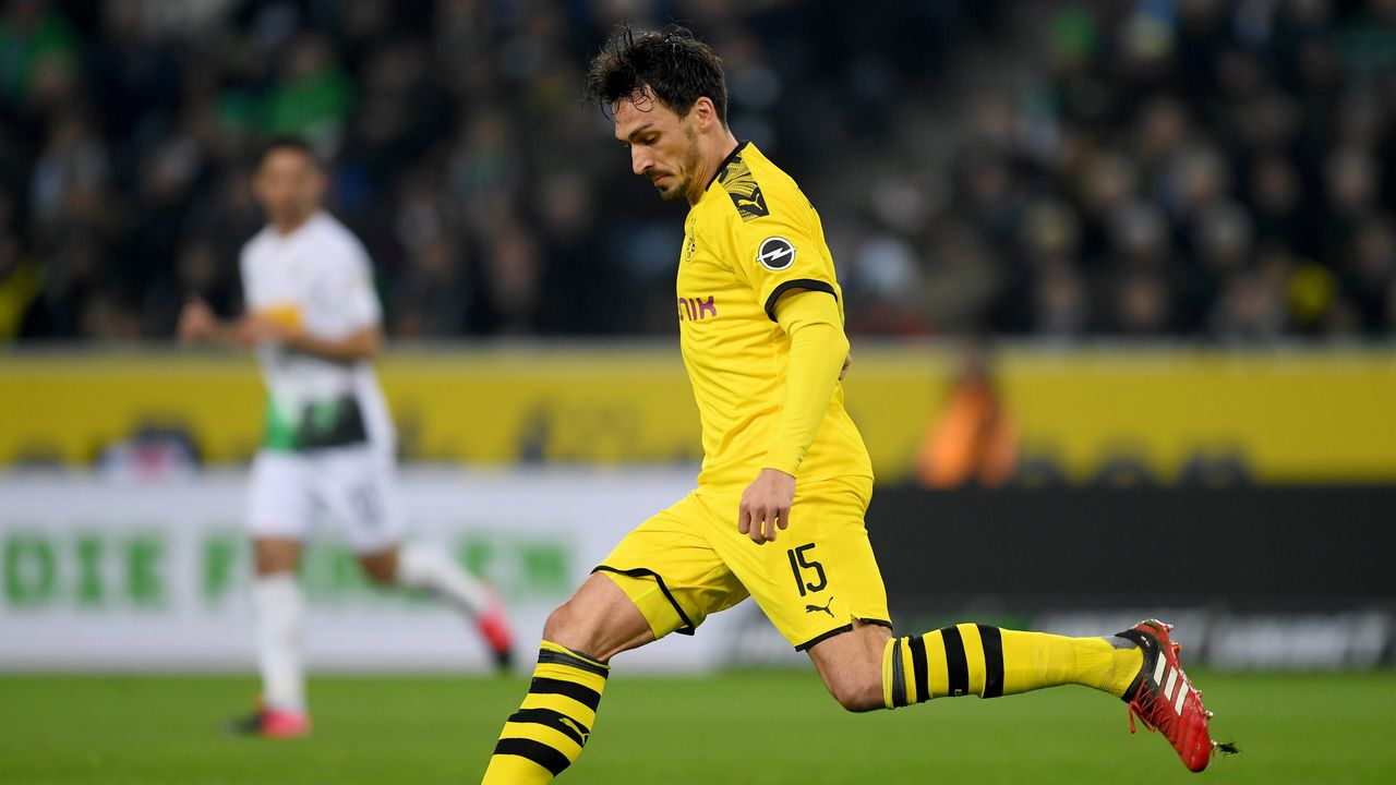 Mats Hummels - Bildquelle: getty images