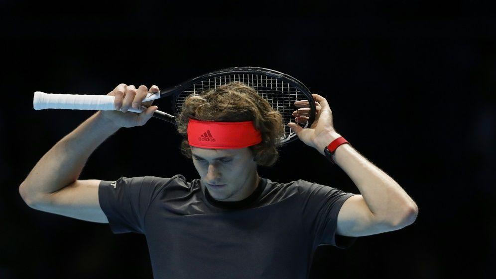 Alexander Zverev verliert gegen Roger Federer - Bildquelle: PIXATHLONPIXATHLONSID
