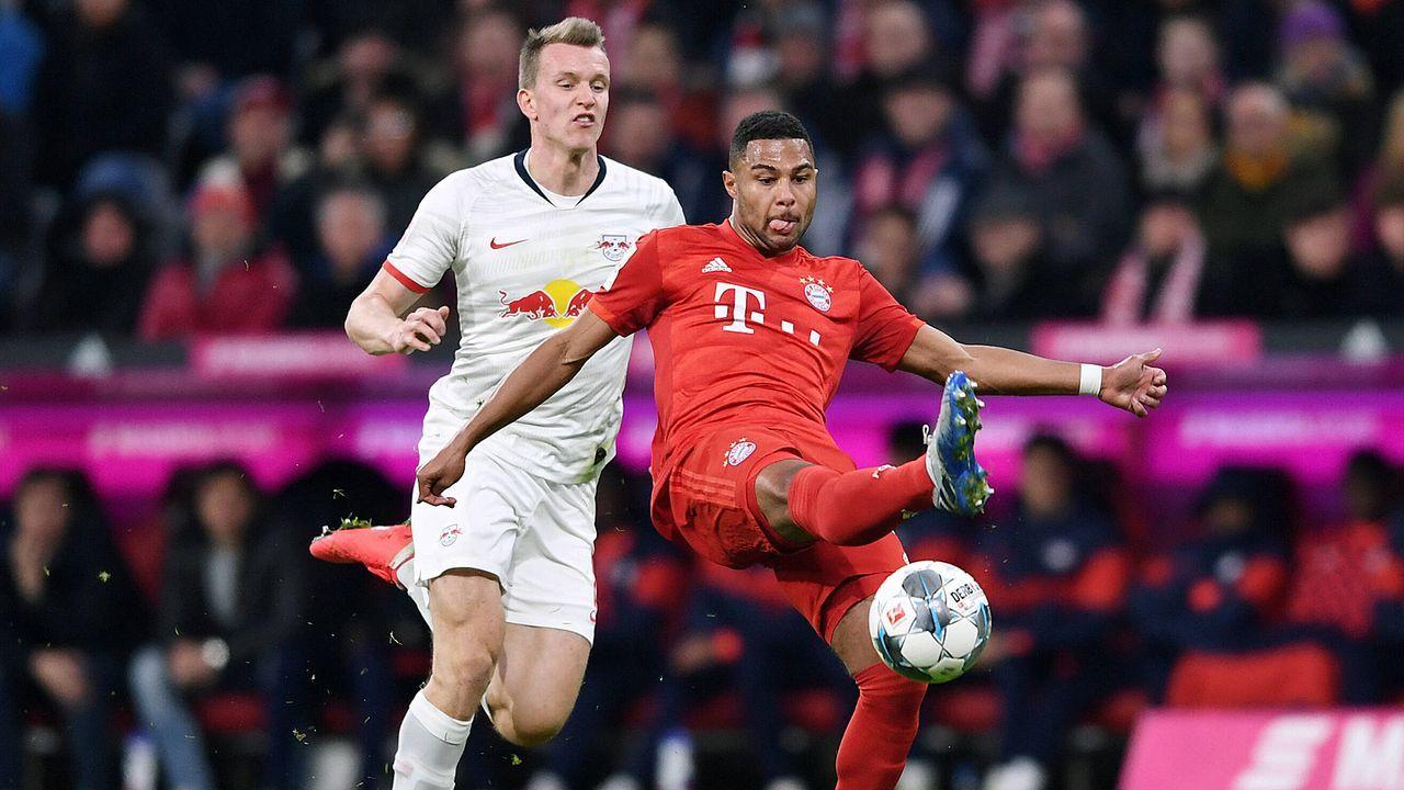 Serge Gnabry (Bayern München) - Bildquelle: imago