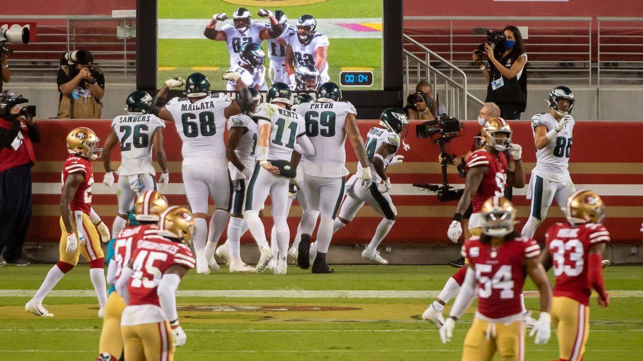 Direkte Duelle: NFC West dominiert - Bildquelle: imago images/ZUMA Wire