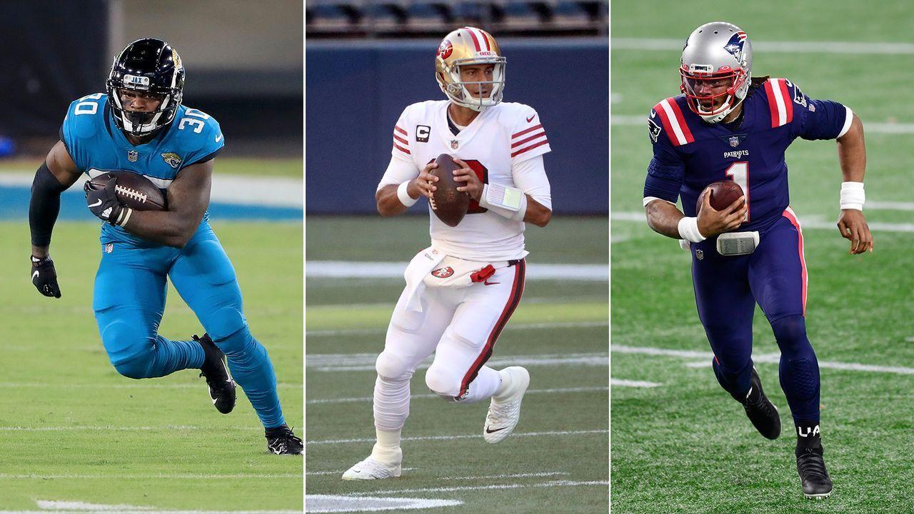 Nach dem NFL Draft: Diese Stars müssen um ihren Starter-Platz zittern - Bildquelle: Getty Images