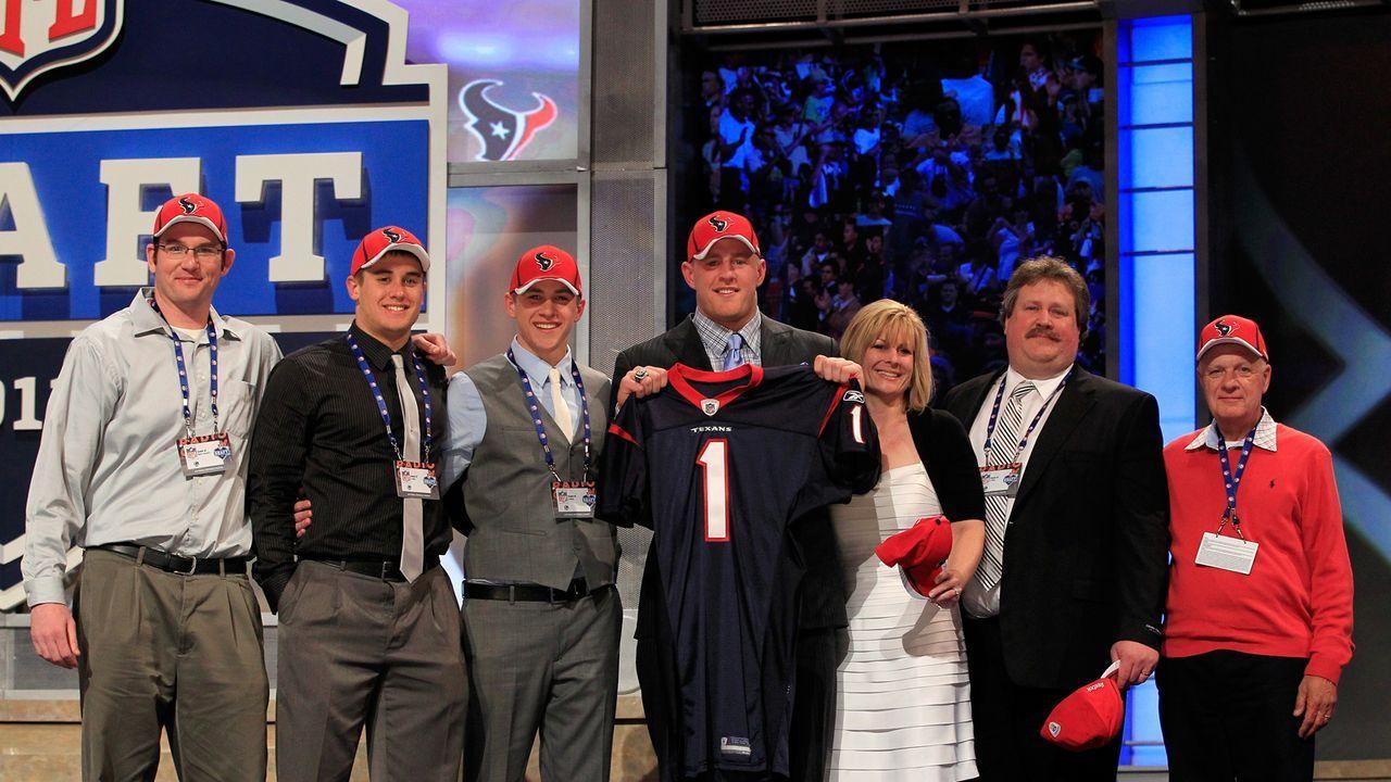 Houston Texans - Bildquelle: 2011 Getty Images