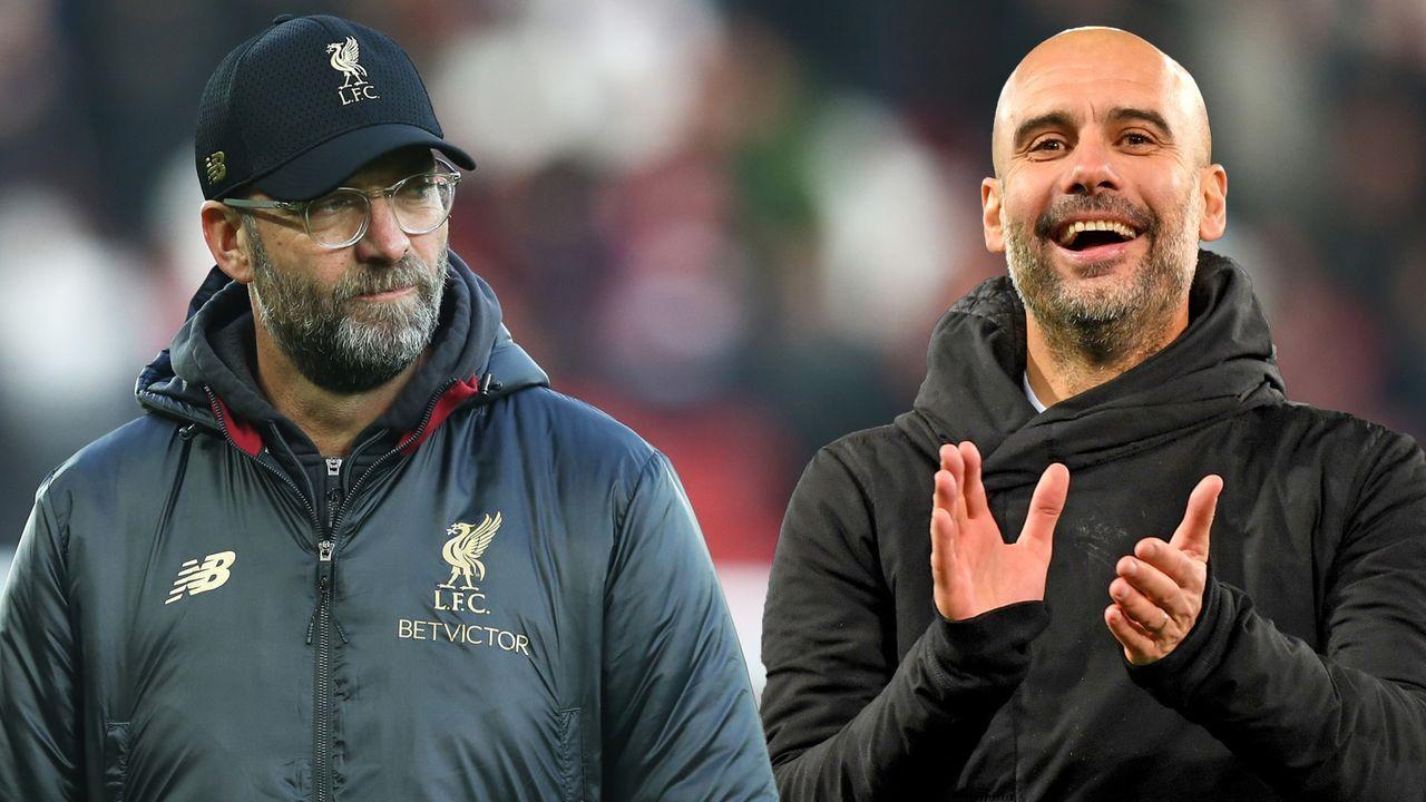 Trainer: Pep Guardiola vs. Jürgen Klopp - Bildquelle: 2018 Getty Images
