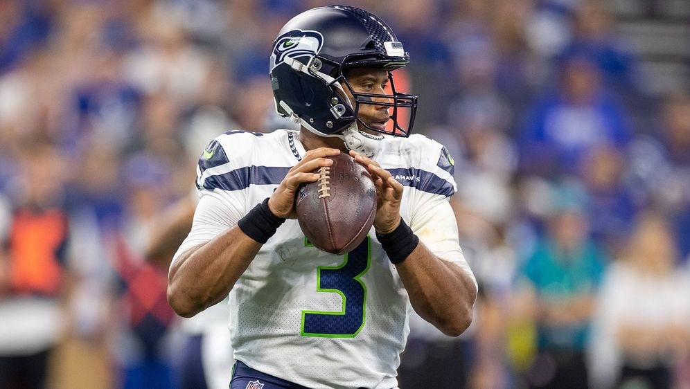 Russell Wilson könnte seinen 100. Sieg in der NFL feiern. - Bildquelle: imago images/ZUMA Wire