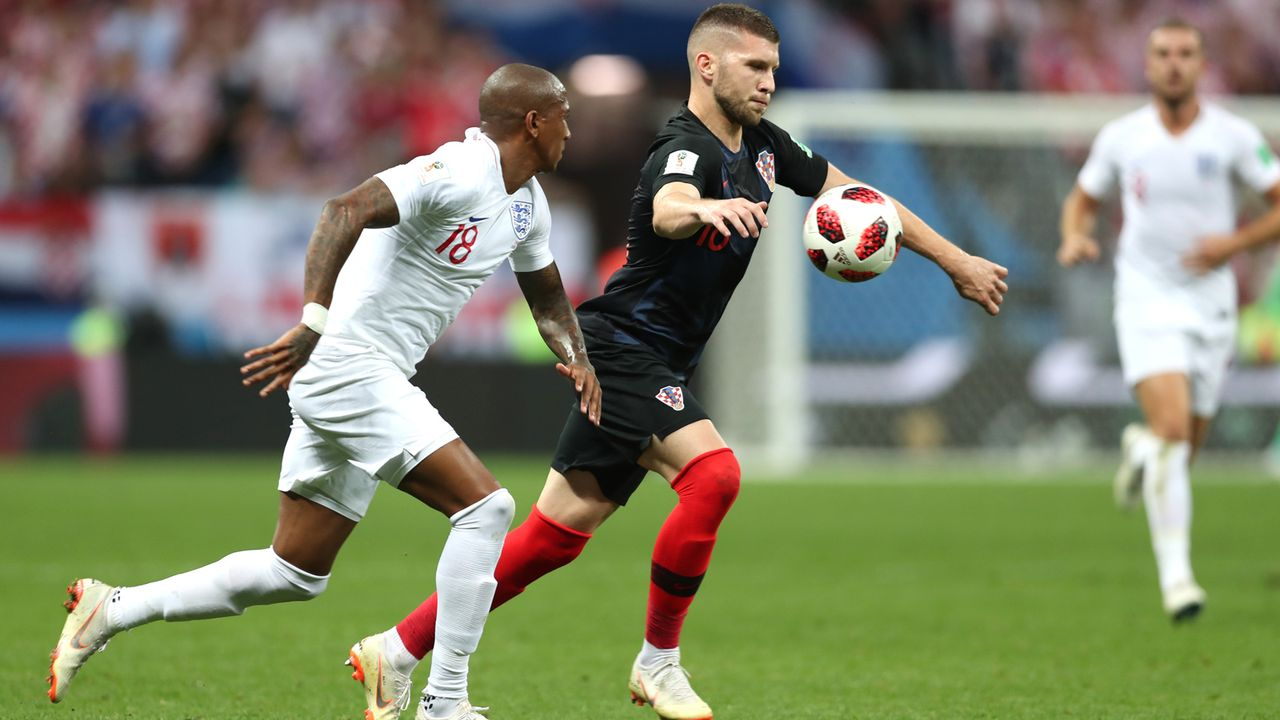 Ante Rebic (Kroatien) - Bildquelle: Getty Images