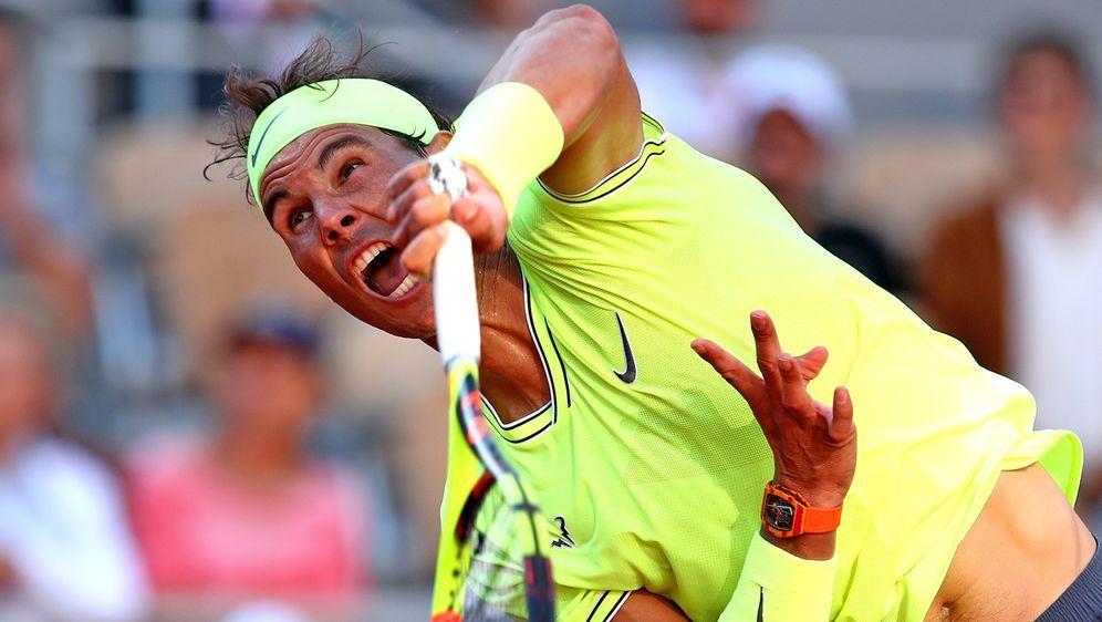 Wird Rafael Nadal seinen Titel verteidigen können? - Bildquelle: Getty