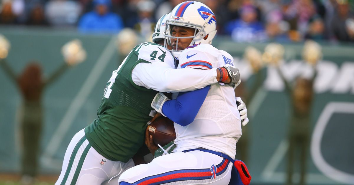 Buffalo Bills: E.J. Manuel (Quarterback, 16. Pick 2013) - Bildquelle: getty