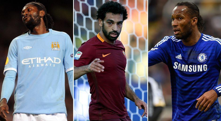 Top 10 Die Teuersten Afrikanischen Fussballer Der Geschichte