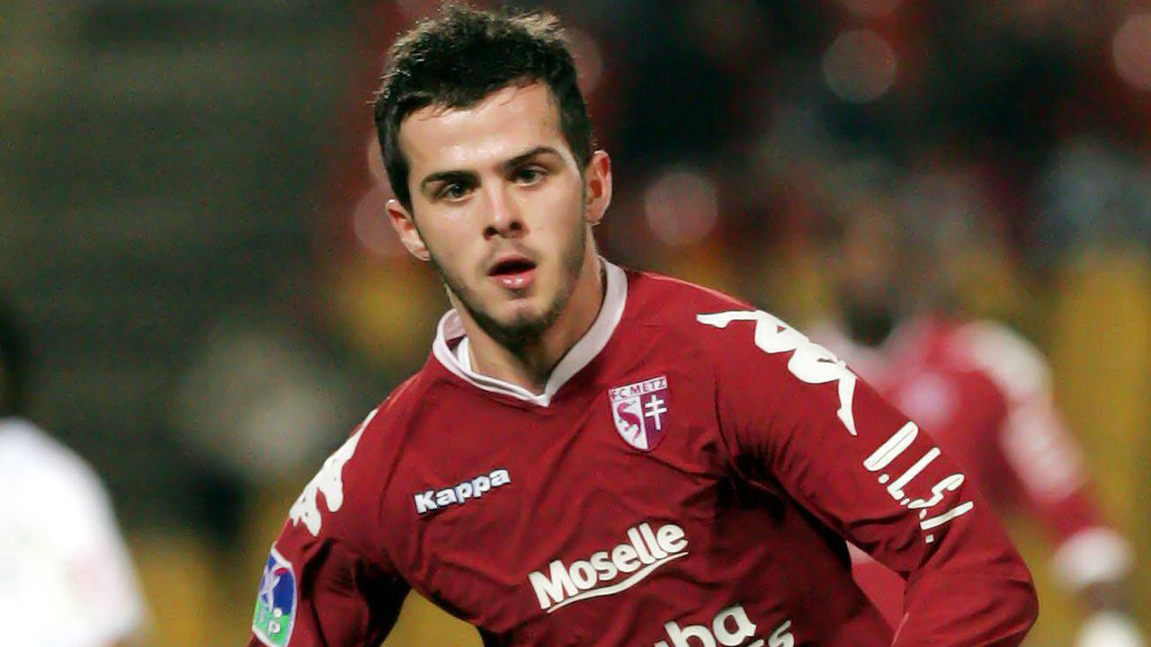 Miralem Pjanic (FC Metz) - Bildquelle: imago sportfotodienst