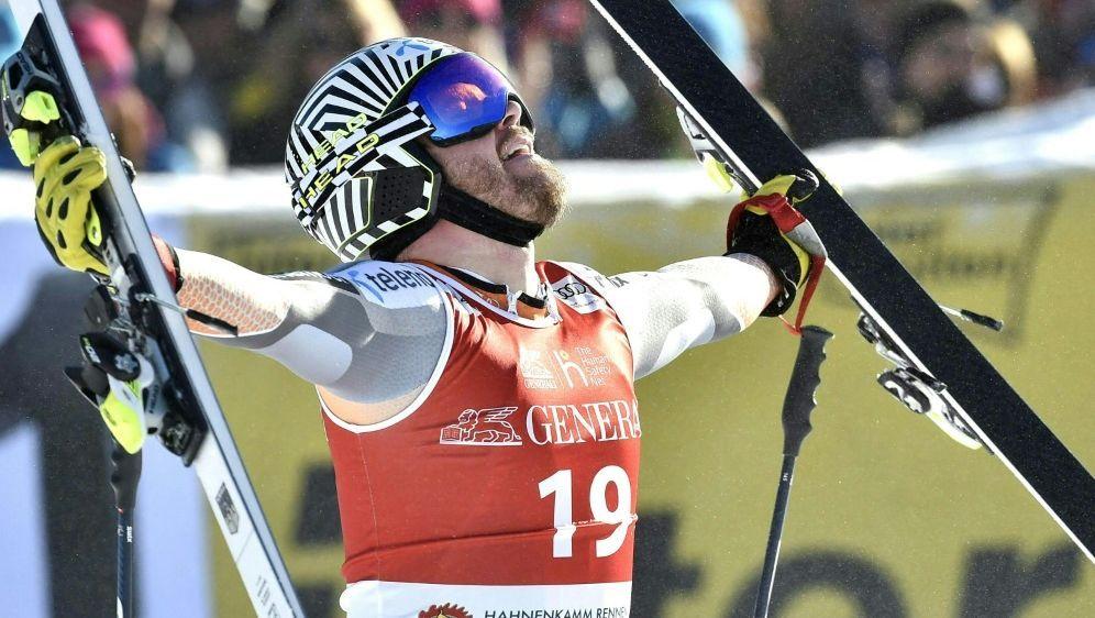 Kjetil Jansrud macht nach Olympia 2022 Schluss - Bildquelle: AFPSIDHANS PUNZ
