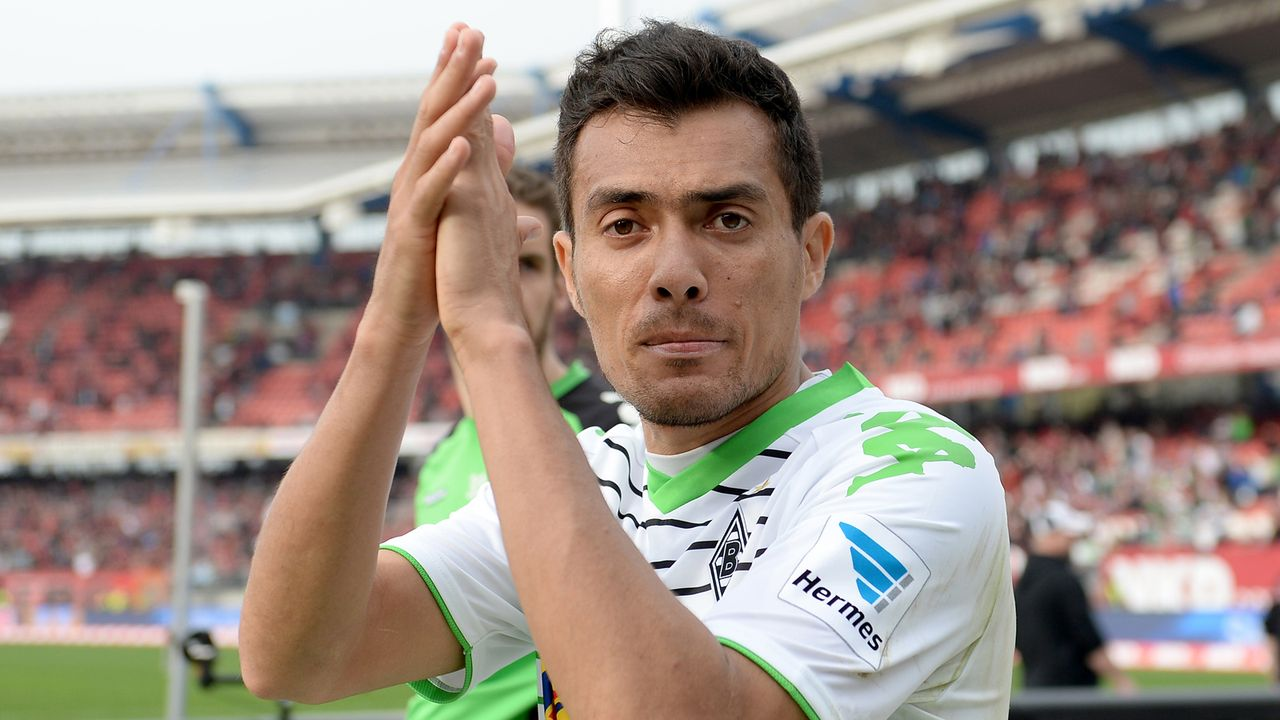 Juan Arango (Borussia Mönchengladbach) - Bildquelle: Getty