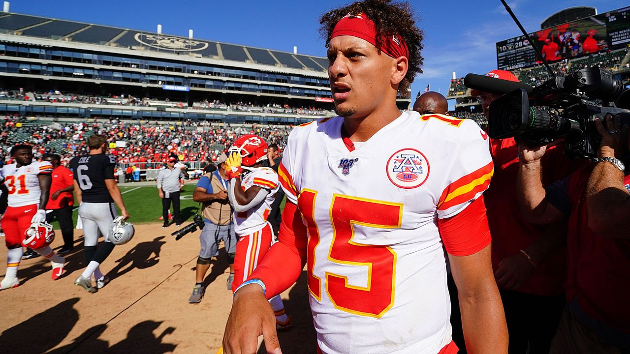 3. Spieltag - Patrick Mahomes III (Kansas City Chiefs) - Bildquelle: Getty Images