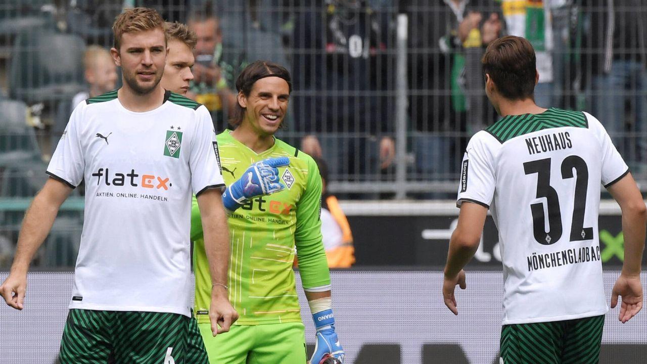 Platz 3: Borussia Mönchengladbach - Bildquelle: Imago
