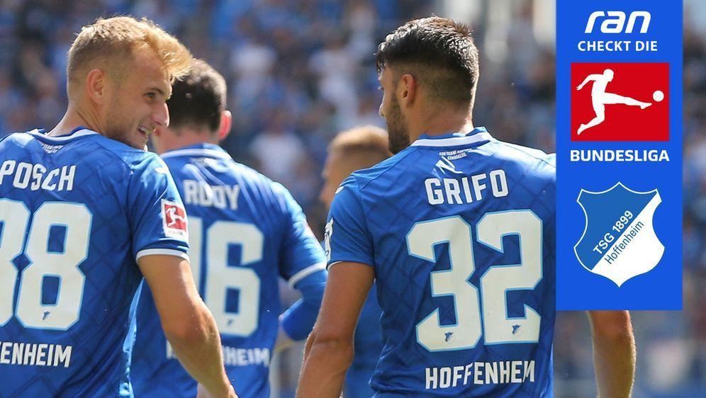 ran checkt die Bundesliga: TSG 1899 Hoffenheim - Bildquelle: imago