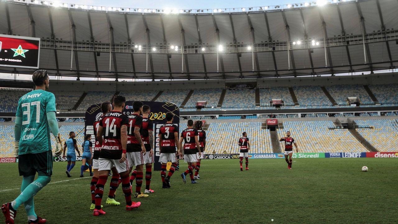 Brasiliens Fußballprofis ebenfalls gegen Gehaltskürzungen - Bildquelle: imago