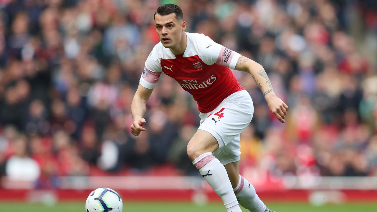 Granit Xhaka - Bildquelle: 2019 Getty Images