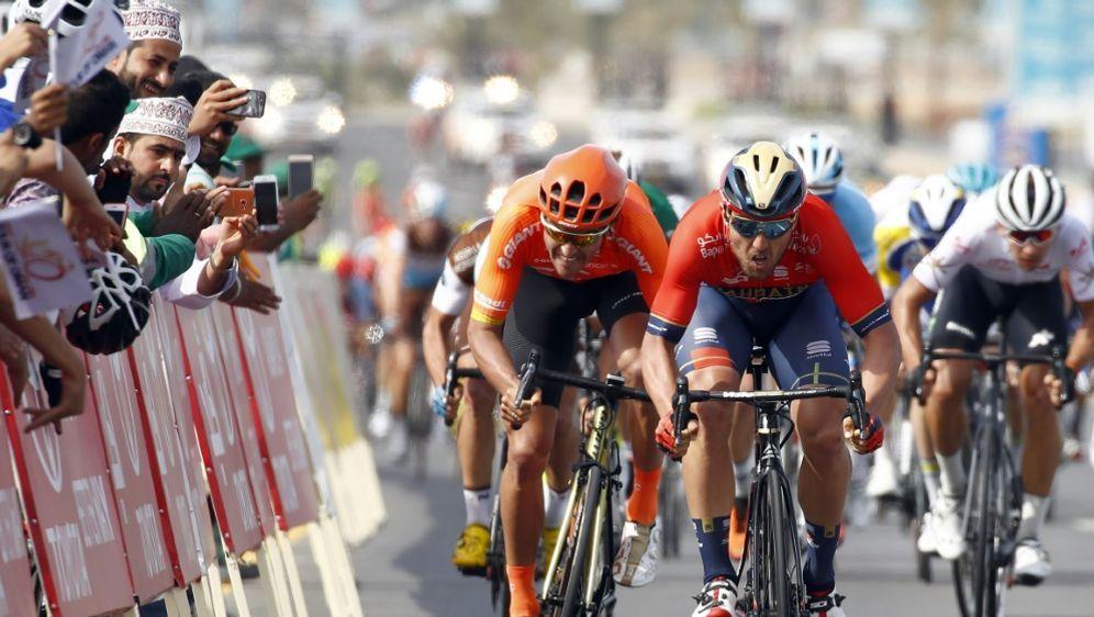 187,5 km müssen die Radprofis beim Klassiker radeln - Bildquelle: AFPSIDBettini Luca