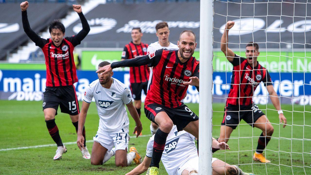 Die Eintracht hat nichts zu verlieren - Bildquelle: imago images/Sven Simon