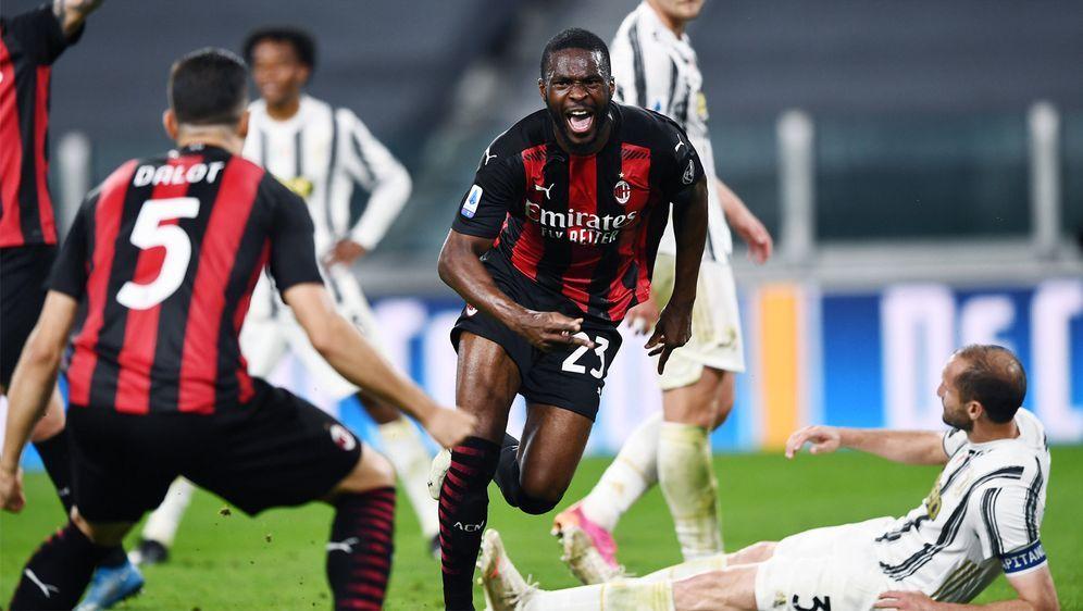 Heimdebakel für Juventus - 0:3 gegen Milan - Bildquelle: Imago Images
