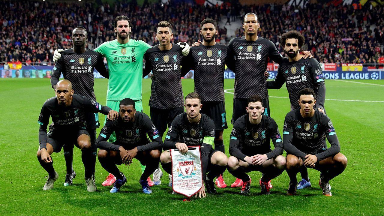 3. FC Liverpool - Bildquelle: 2020 imago