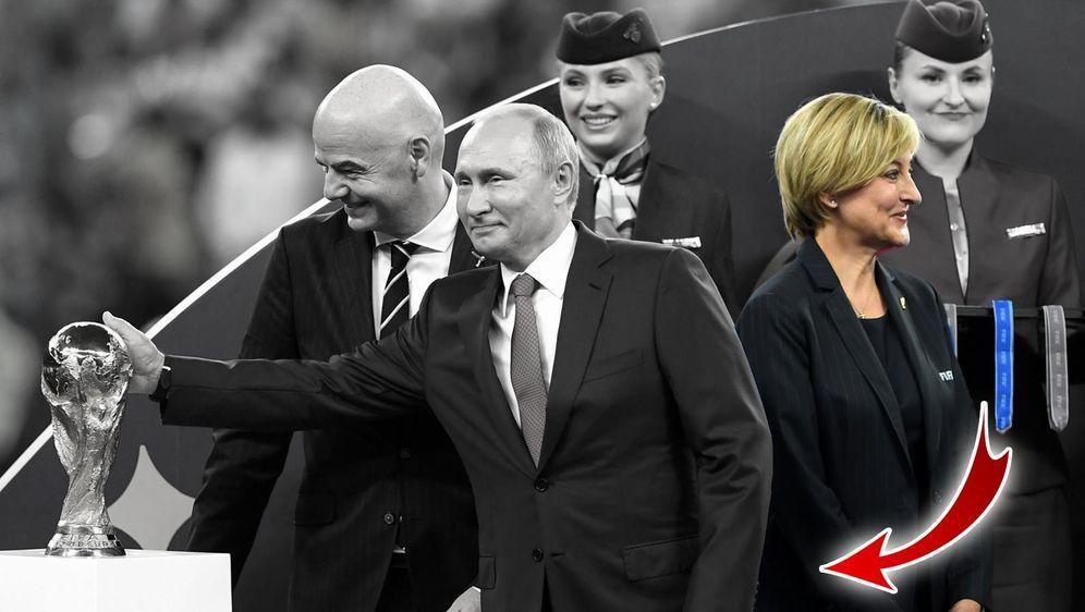 Wm Medaille Geklaut Fifa Offizielle Langt Zu