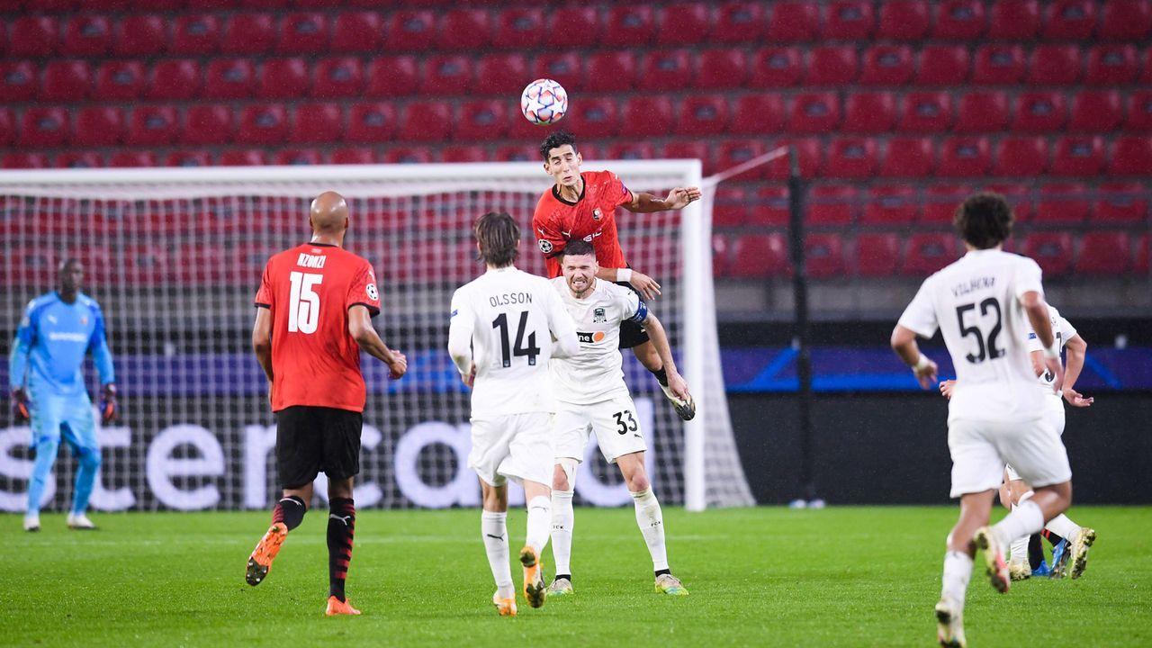 Marcus Berg (FK Krasnodar) - Bildquelle: Imago