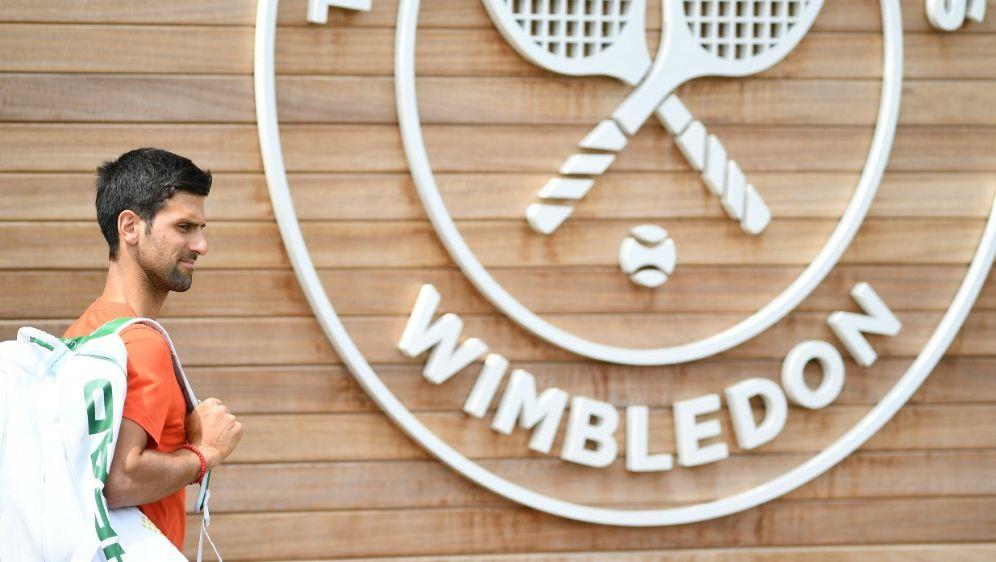 Wegen Corona: Im vergangenen Jahr fiel Wimbledon aus - Bildquelle: AFPSIDDANIEL LEAL-OLIVAS