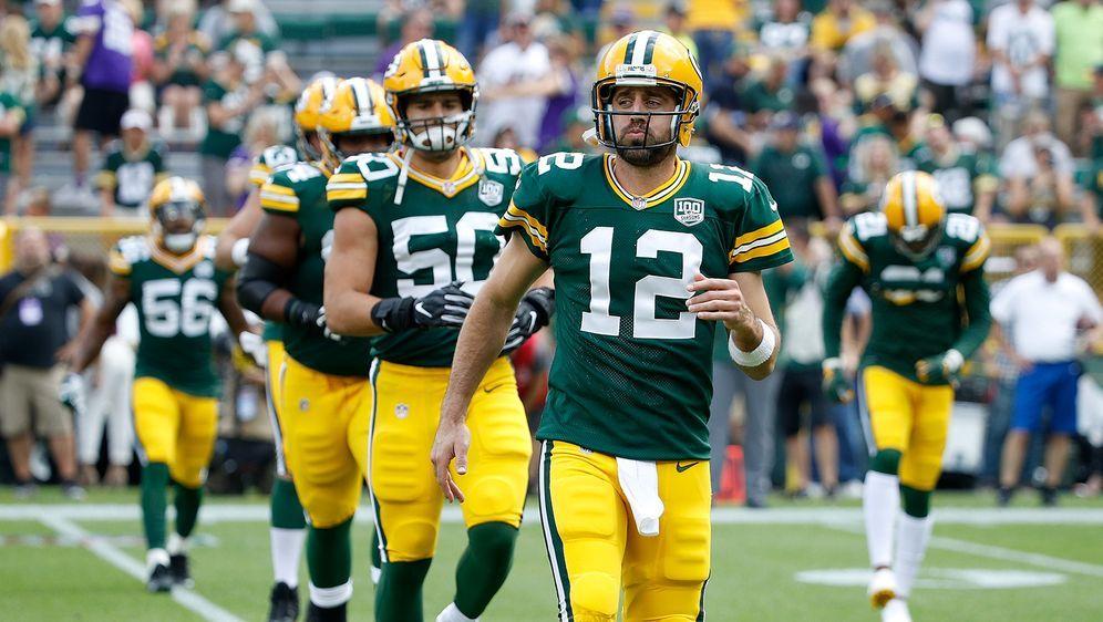 Die Saison 2018 war für die Packers in finanzieller Hinsicht ein Rückschritt... - Bildquelle: Getty Images