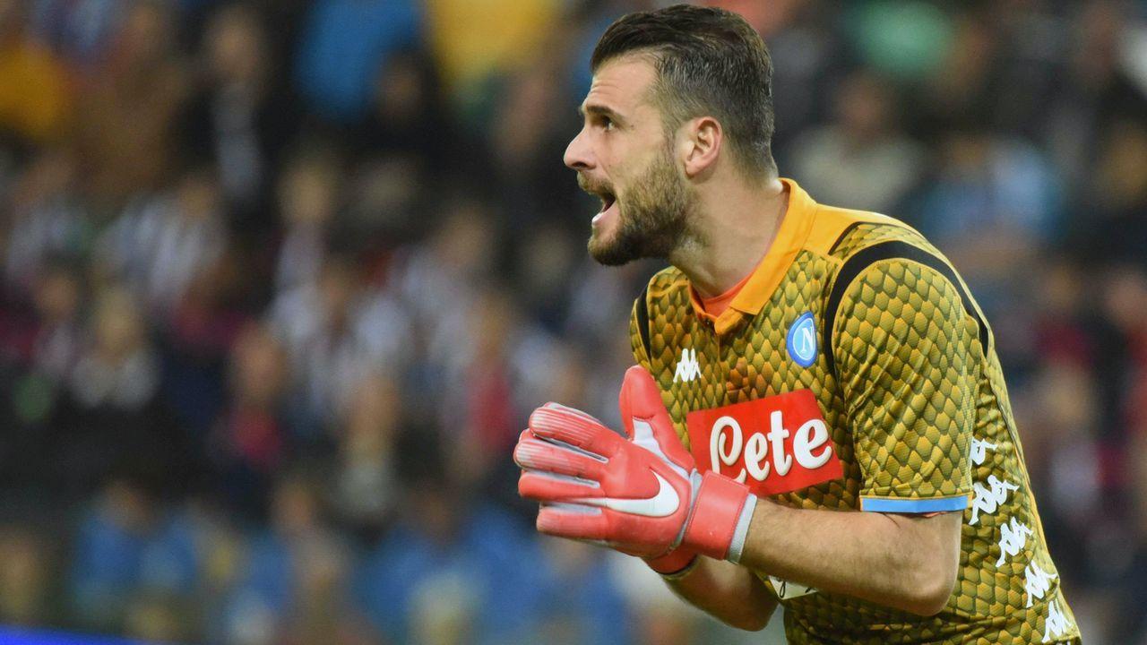SSC Neapel (Serie A/Italien) - Bildquelle: imago/HochZwei/Syndication