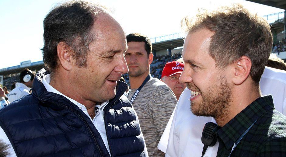 Sebastian Vettel - Bildquelle: imago/Pakusch