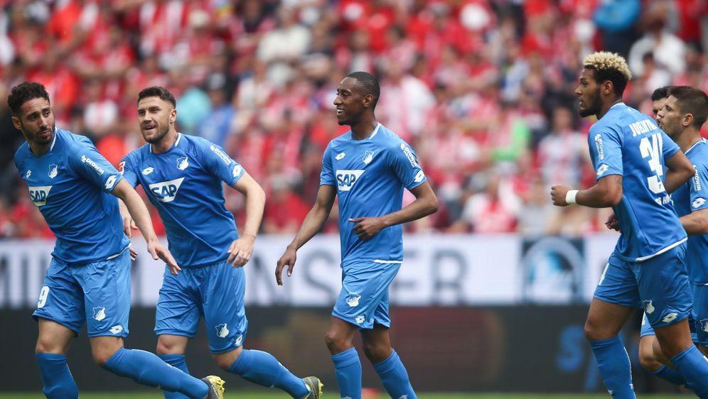 Hoffenheim wird künftig von Joma ausgestattet - Bildquelle: Getty
