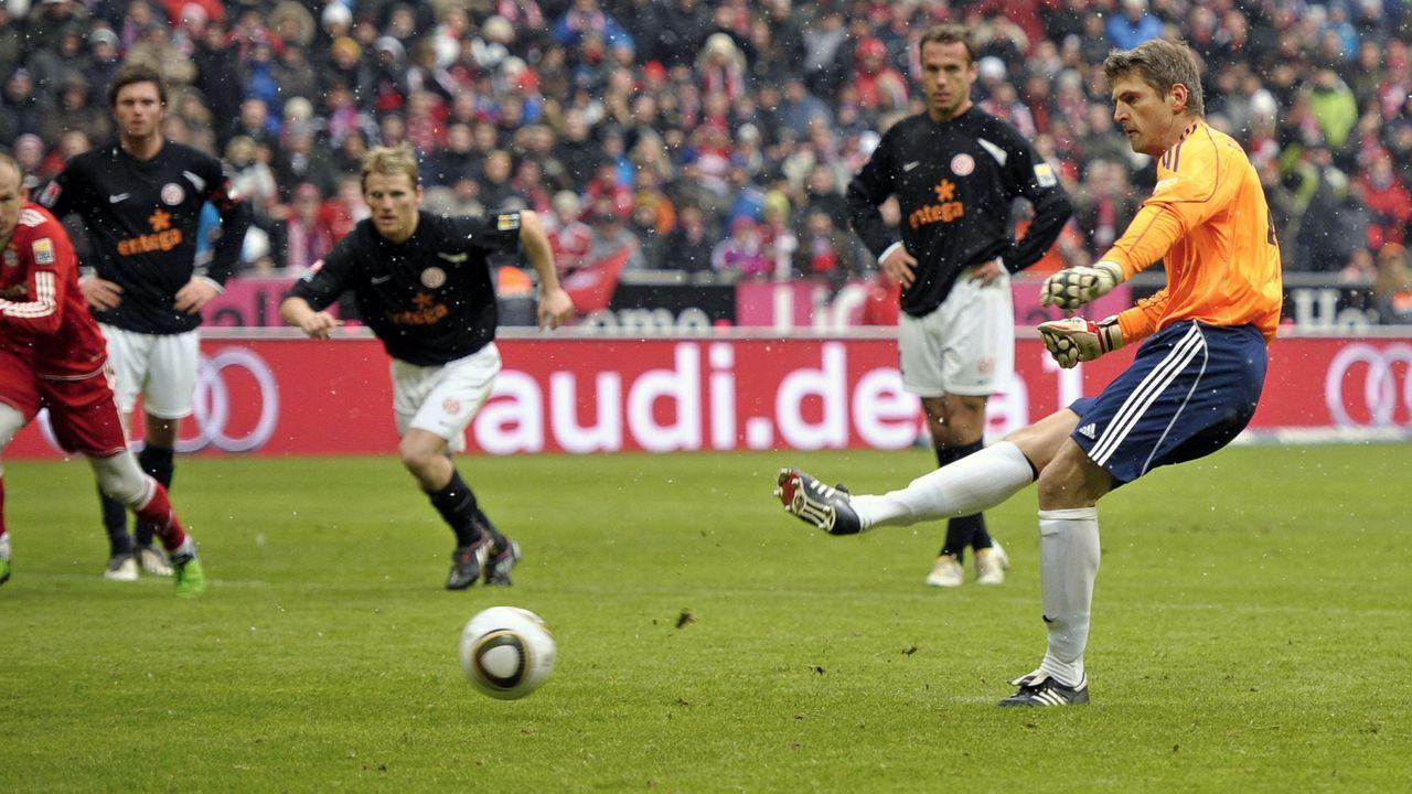 Hans-Jörg Butt (FC Bayern/HSV/Leverkusen) - Bildquelle: imago sportfotodienst