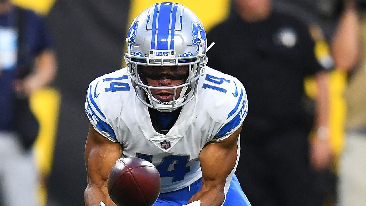 Detroit Lions - Wie viel können wir von Amon-Ra St. Brown erwarten?  - Bildquelle: 2021 Getty Images