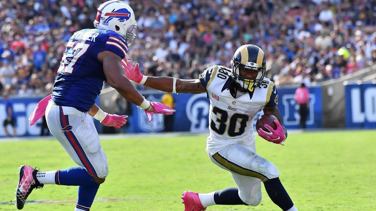 Jan Horstkötter: Los Angeles Rams - Buffalo Bills - Bildquelle: Imago