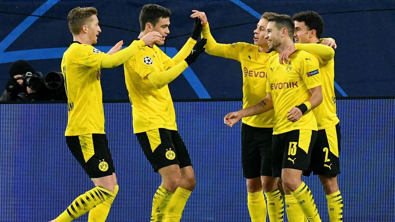 FC Sevilla - Borussia Dortmund - Bildquelle: getty